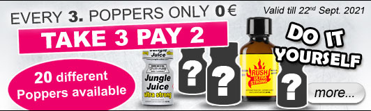 Poppers -40%