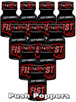 10 x FIST STRONG small - PACK
