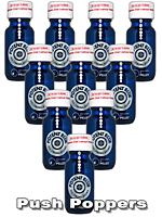 10 x POTENT BLUE - PACK