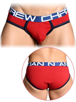 Andrew Christian - Show-It Brief - Red