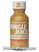 JUNGLE JUICE GOLD LABEL TRIPLE DISTILLED big