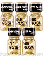 5 x GOLD RUSH - PACK
