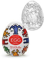 Tenga - Egg Dance - Keith Haring
