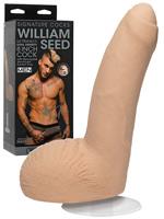 Signature Cocks - William Seed 8 inch Cock